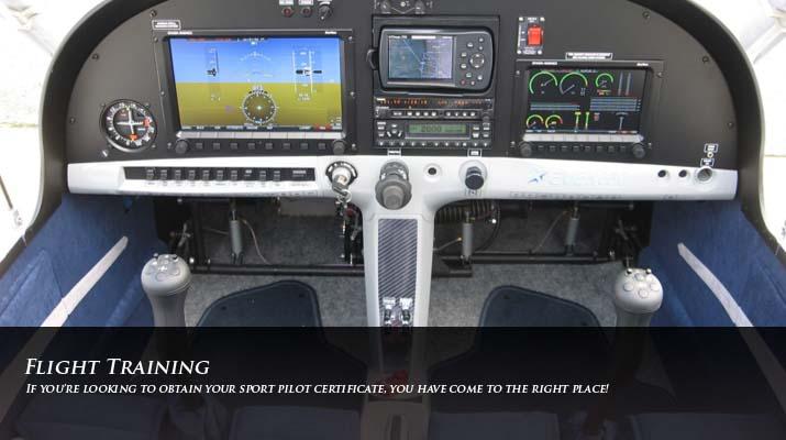 AB Flight LLC - Leading the way in Light Sport Aviation...